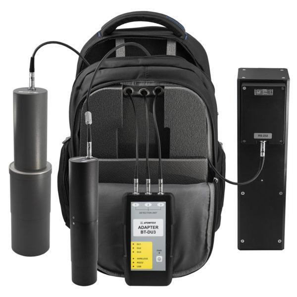 AT6101CE Spectrometer (Backpack-based Radiation Detector)